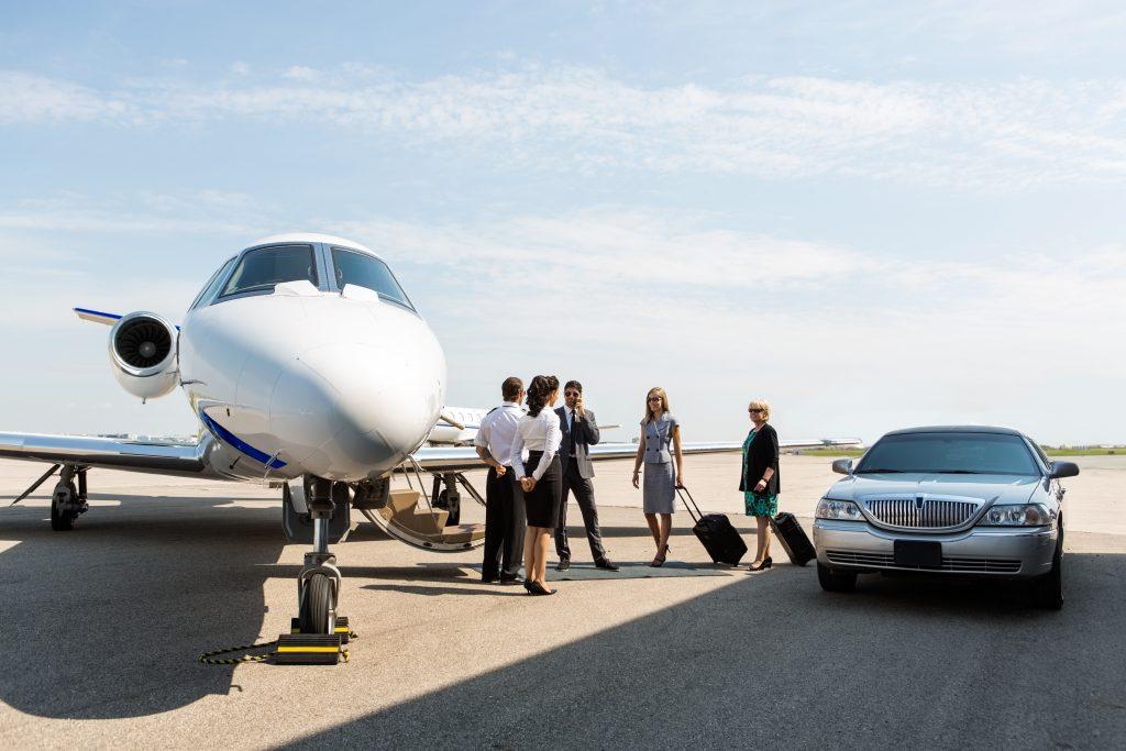 Limousinen Shuttle Service Flughafen