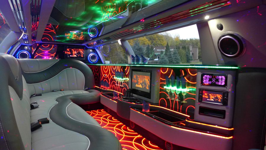 Limousine Innen 2