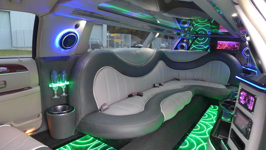 Limousine Innen 3